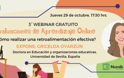 Protegido: Webinar – Evaluaciones de aprendizaje Online
