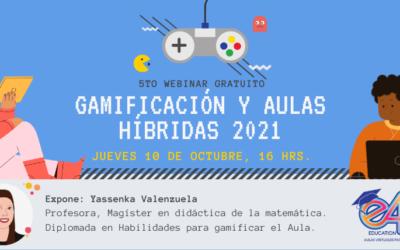 Protegido: Gamificación y Aulas Híbridas 2021